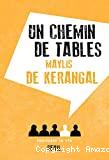Un chemin de tables